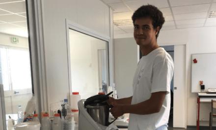 Lucas Le Toullec, un ingénieur stagiaire tourné vers l'avenir