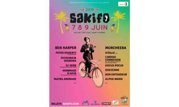 Les gagnants du pass VIP au Sakifo !