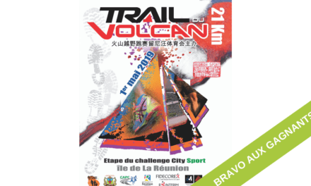 Trail du Volcan, les gagnants