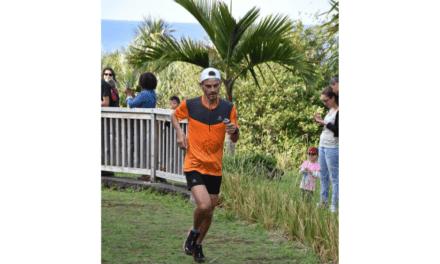 Fabio HOARAU, le trail pour passion