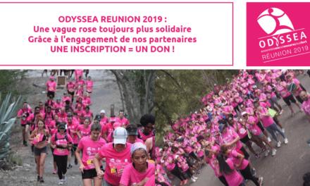 Odyssea 2019, inscrivez-vous vite pour lutter contre le cancer du sein !