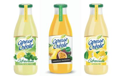 Caresse Créole : les citronnades, jus et nectars péi que l'on préfère !