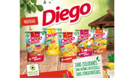 A la découverte de la gamme DIEGO POCKET !