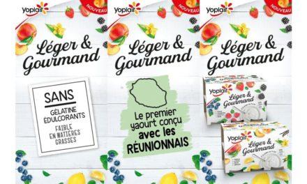 Nouveau, Léger & Gourmand !