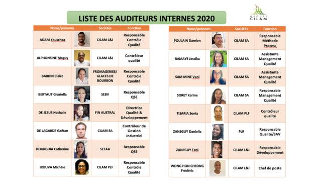 Audits internes, c'est parti pour 2021 !