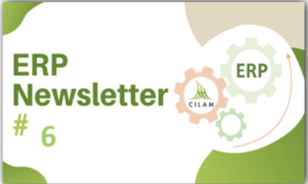 Des nouvelles de l'ERP et du WMS
